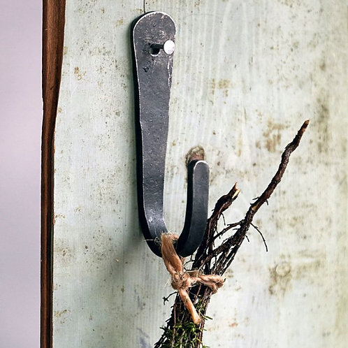 Hand-made Iron hooks