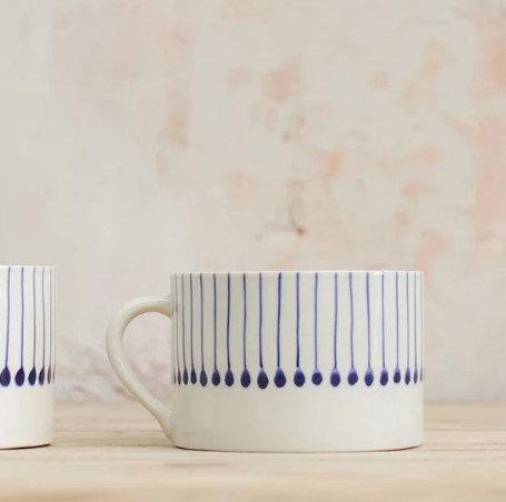 Nkuku Iba ceramic mug