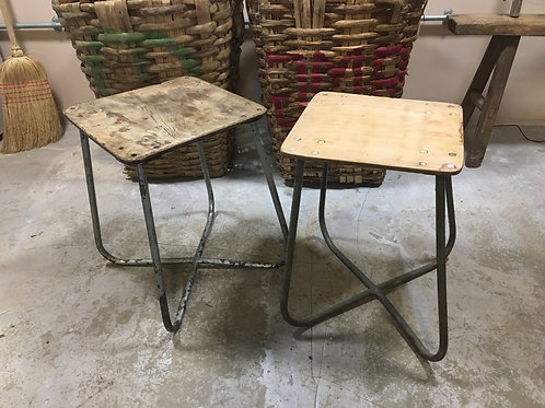 Utility stools / side tables