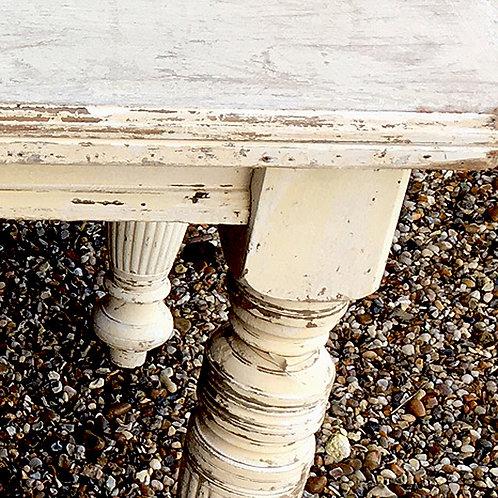 Kitchen table / desk (white)