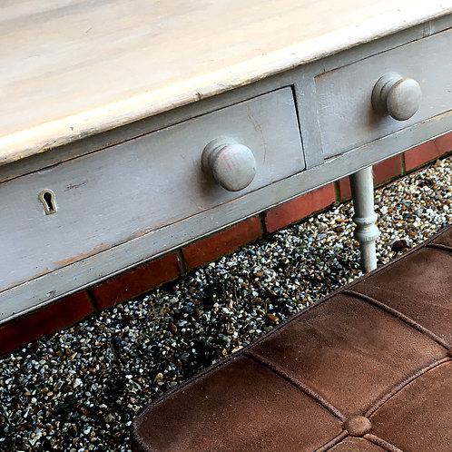 Kitchen table / desk (grey)