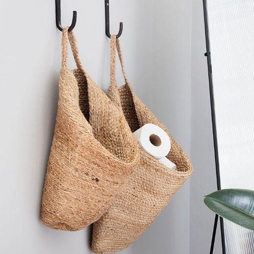 Hemp Storage Basket