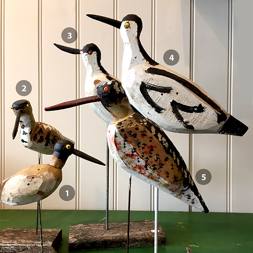 French folk-art birds (price from)