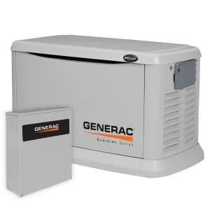 Whole House Generator Installation
