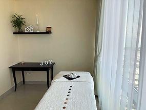 Salle de thérapie Reiki chez Soul Space