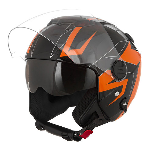 Capacete New Atomic Superbike