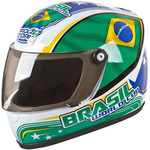 Minicapacete Brasil