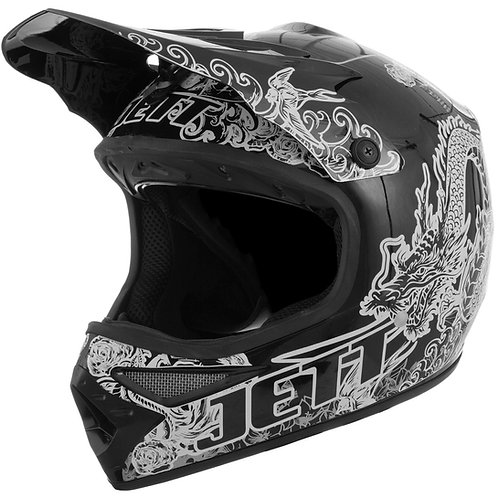 Capacete TH-1 Jett Tattoed