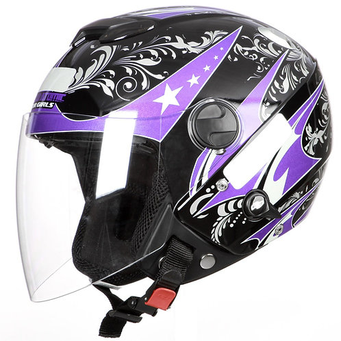Capacete New Atomic for Gilrs