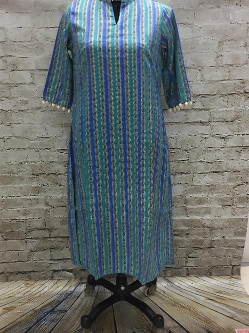 Ladies Kurti, Village Shop, Printed Kurti