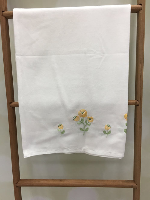 Thorth,Kerala Towel,Embroidered Towel,Country Towel