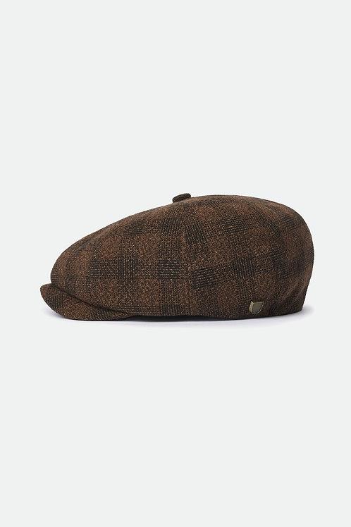 BROOD SNAP CAP BISON/BROWN