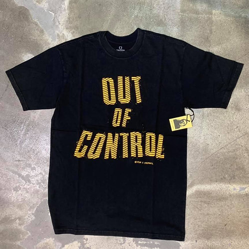 Out of Control Tee Joe Strummer
