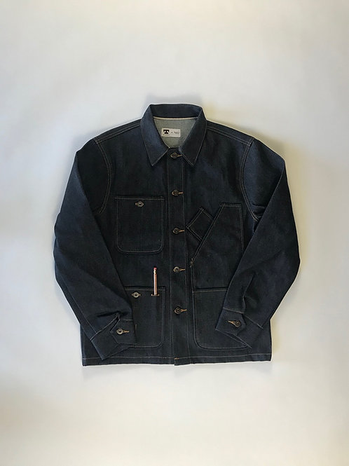 Coverall Jacket 16,5 Oz Tellason