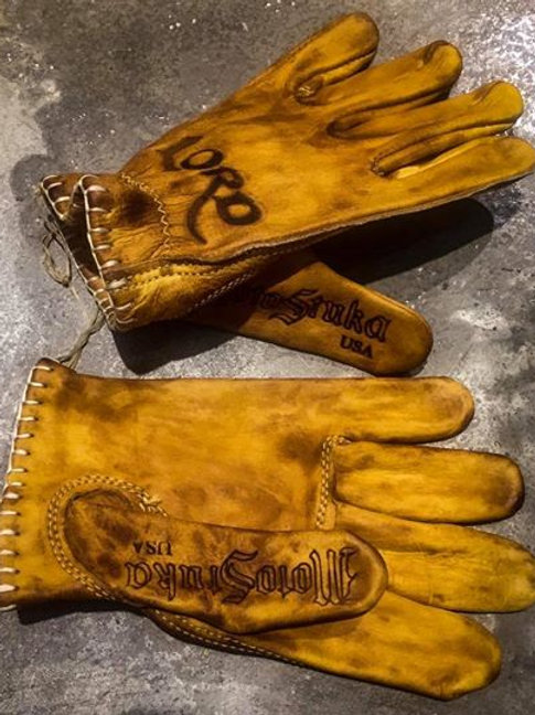 Gants Motostuka/Lord  Bronze
