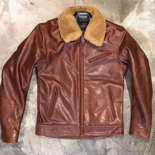 Triumph Harlow Leather Jacket