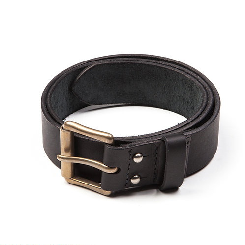 Red Wing BBlack Leather Belt 96503