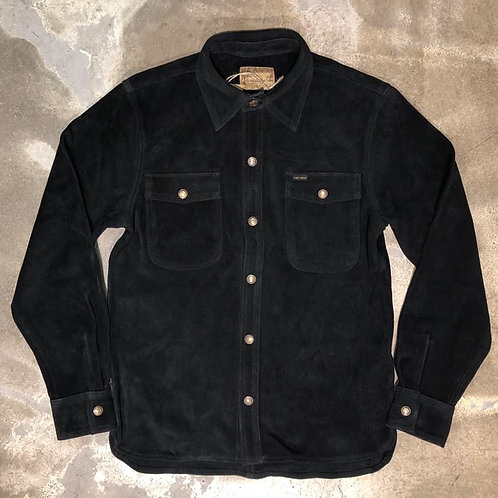 1943 CPO Shirt Mulholland black Pike Brothers