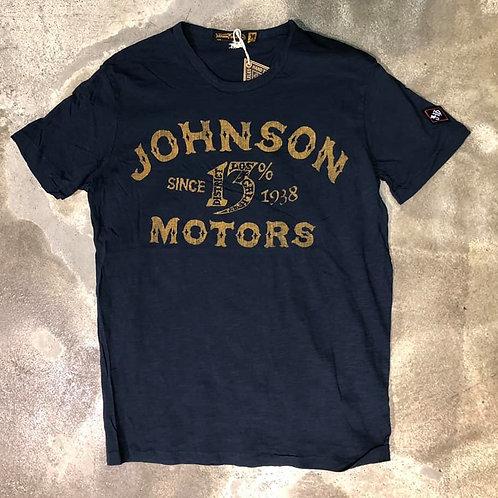 JOHNSON MOTORS  JOMO DEAD NAVY