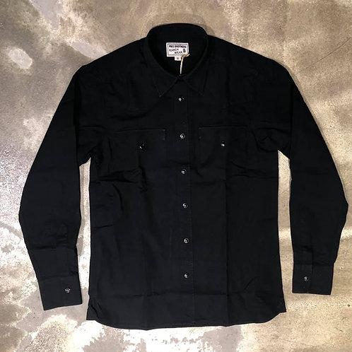 1952 Rider Shirt Timoteo Black Pike Brothers