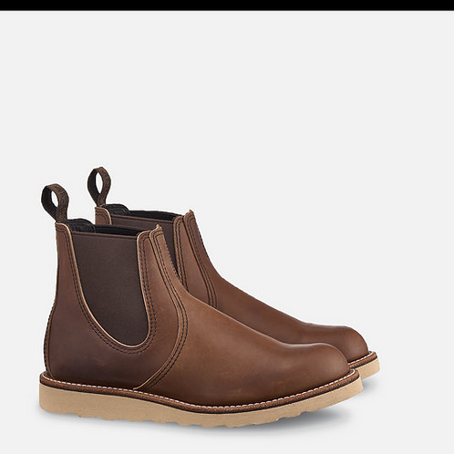 3190 - Rover Chelsea Boot Amber Harness RED WING