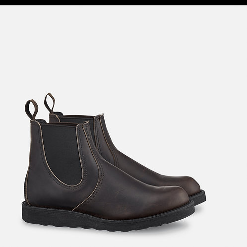 3191 - Rover Chelsea Ebony Harness RED WING