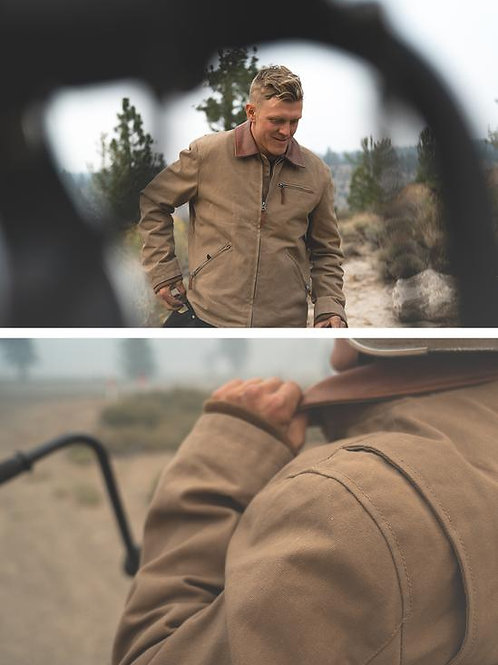 Hawk Jacket IRON&RESIN
