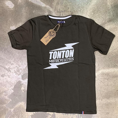 Tshirt Motocyclette  Tonton et Fils