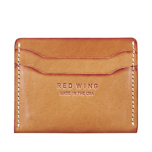 Red Wing Credit Card Folder