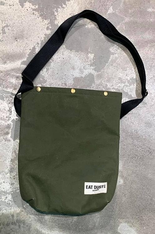 X Mule Bag Medium Canvas Eat Dust