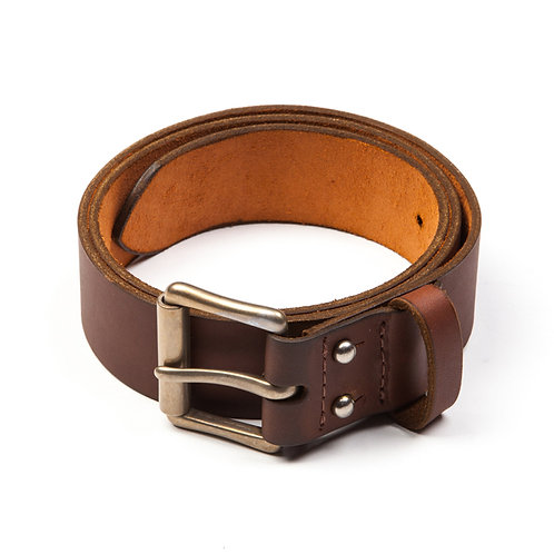 Red Wing Oro Pionner Leather Belt 96501