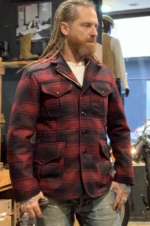 Wool Alligator Jacket Manifattura Ceccarelli