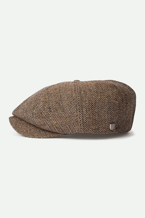 BROOD SNAP CAP BROWN/KAKI
