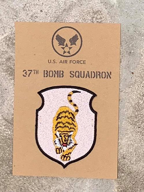 PATCH TIGRE DU 37TH BOMB SQUADRON 1OCM