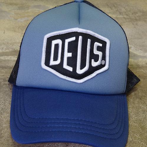 Deus ex Machina Trucker Bleue