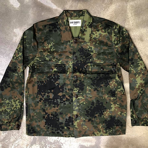 Troy Shirt Forest Camo EAT DUST