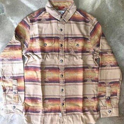 Iron&Resin Klamath Shirt Natural