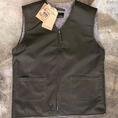 1942 C2 Vest Olive Drab Pike Brothers