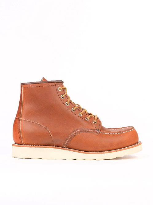 Red Wing Moc Toe 0875