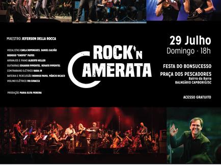 Rock'n Camerata em Balneário Camboriú
