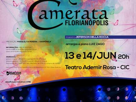 Dazaranha & Camerata Florianópolis no CIC