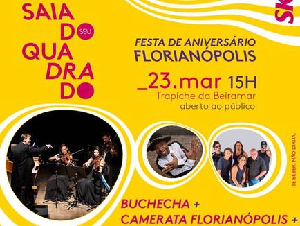 Aniversário de Florianópolis