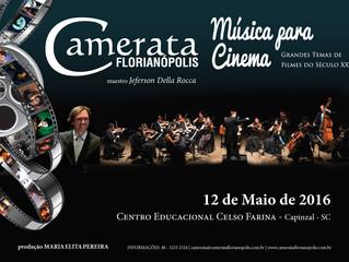 Música para Cinema em Capizal