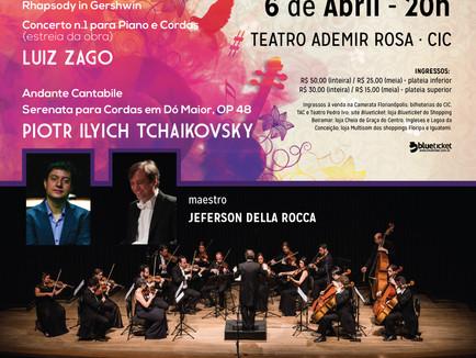 Lucas Zago e Tchaikovsky