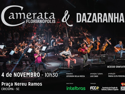 Camerata & Dazaranha