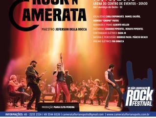Rock'n Camerata no VI São Lourenço Rock Festival
