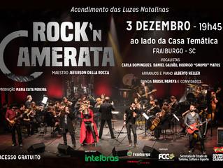 Rock'n Camerata em Fraiburgo