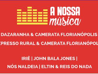 """Camerata & Dazaranha  Camerata & Expresso Rural Festival """"A nossa música"""" - arena"""