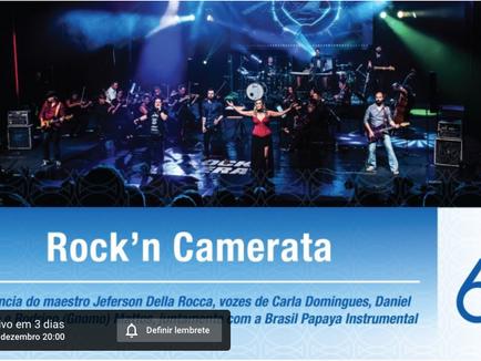 Live Rock'n Camerata UFSC