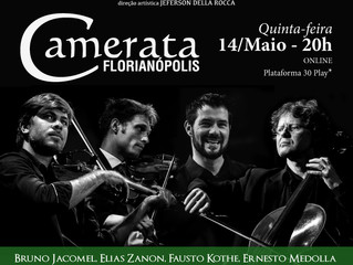 Bruno Jacomel, Elias Zanon, Fausto Kothe, Ernesto Medolla